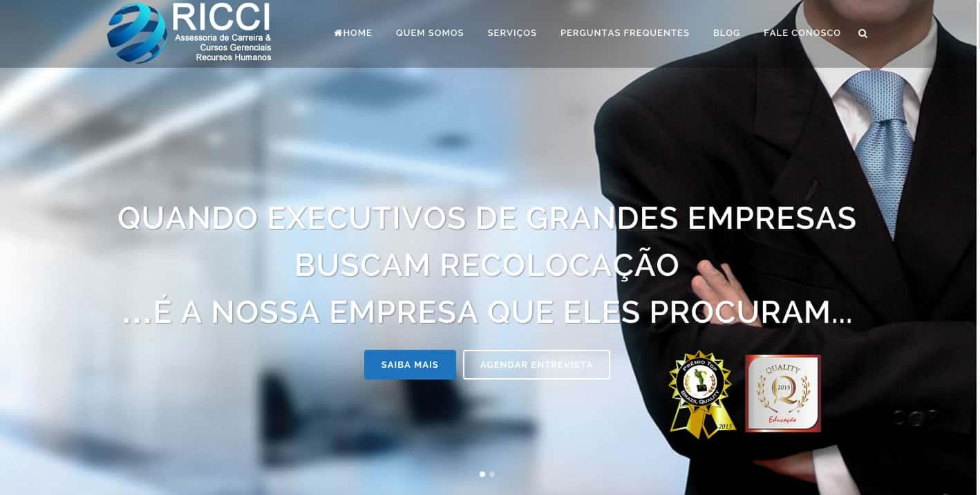 Ricci RH - Recolocação Profissional